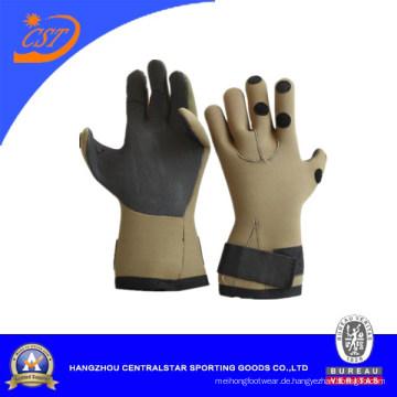 Dauerhaften Neopren Fischerei Handschuhe für Männer