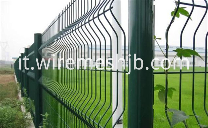 Triangle Fence Netting