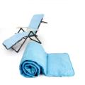Lightweight Coffee PP Cotton Mattress Sofa Bed Folding Chair