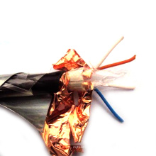 Venda diretamente da fábrica Fácil de fabricar cabo de controle flexível de zona de instrumento