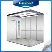 Großer Kapazitäts-Krankenhaus-Aufzug mit dem stabilen Laufen