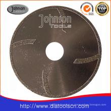 Herramienta de diamante, Hoja de sierra galvanizada Od115mm (9.2.9)