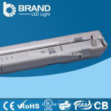 Impermeable IP65 Tube Luz Caja LED Tri-Prueba Luminaria, CE RoHS