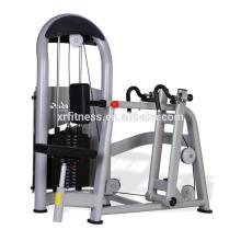 moda oval tubo fitness Seated Row equipo de gimnasio máquina