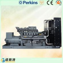 630kw 5% de réduction d'énergie électrique diesel avec moteur diesel