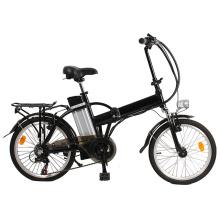 China mini folding ebike pedelec protable chopper electric bike