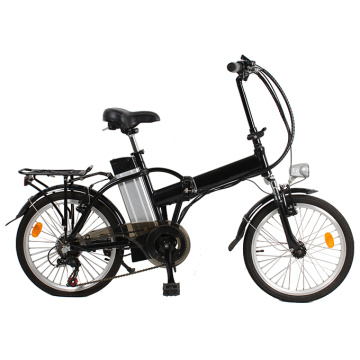 China mini folding ebike pedelec protable chopper electric bike