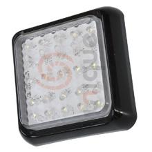 LED luz de alarma de inversión para el carro