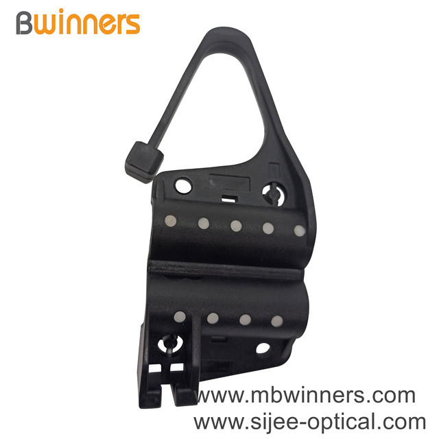 Anchoring Clamp For Drop Cable