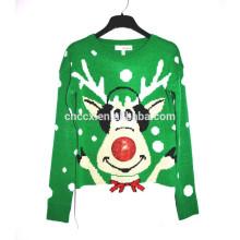 15CS0003 2017 Unisex benutzerdefinierte Weihnachten Pullover Pullover