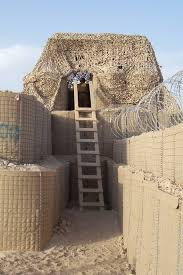 Welded Gabion Hesco Barrier