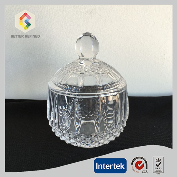 Medea Collection Crystal Candy Box