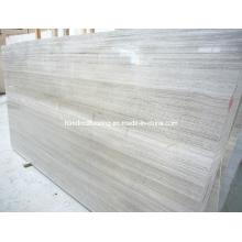 Mármol de veta de madera gris claro Haisa