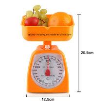Механические Пластиковые кухонные весы