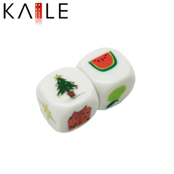 25mm Different Pattern Hot Selling Popular Best Quality Dices
