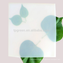 food medical grade transparent silicone rubber sheets