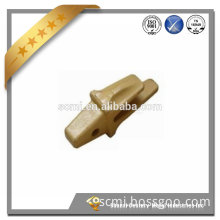 Customized OEM manufacturer earth moving parts tooth adapters