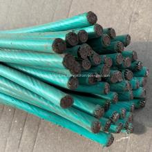 Pernos de cable de acero inoxidable de plástico de nylon