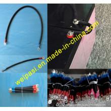 Câble de connexion de la batterie Batteries Câble de raccordement Câble conducteur