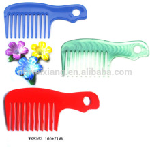 Children accessories personalized wide tooth hair comb