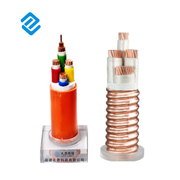 Mineral Sheath Cable for Fire-resistant Needed Venue