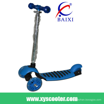Scooter de brinquedo de plástico para criança (BX-WS002)