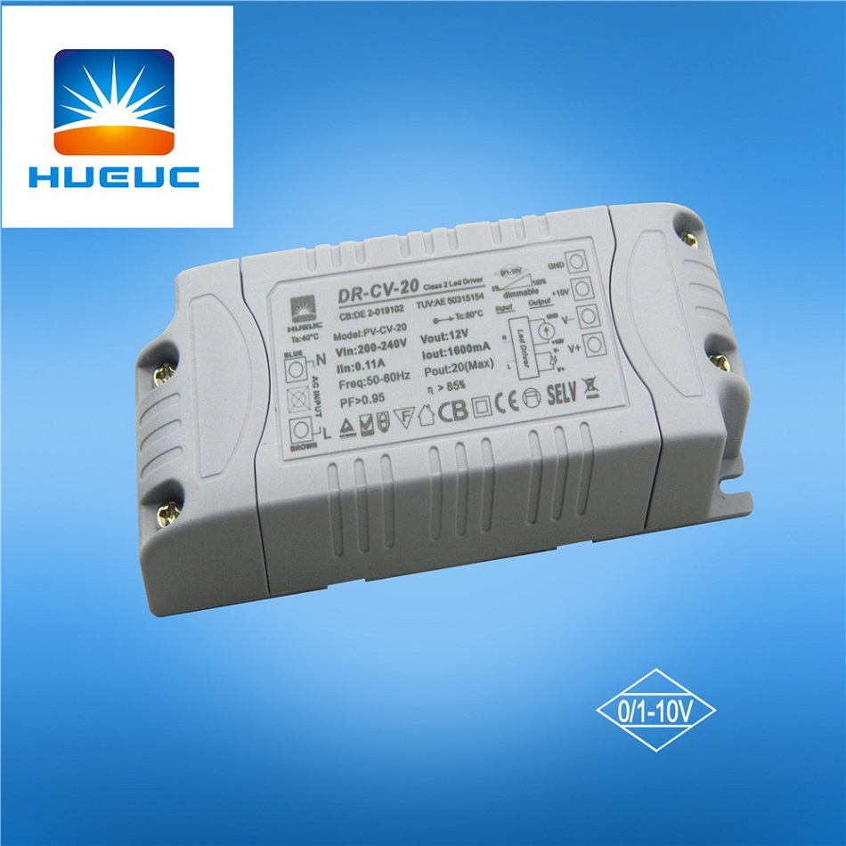 0 10v Dimmable Switching Power Supply