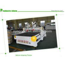 High Effective 1.3*2.5m 2 heads wood chair making Machine