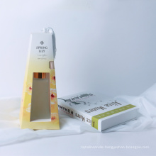 100ml reed diffuser in frosted glass bottle with gold/silver lid in box 4 scents
