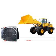 Engineering Machinery Loader Heat Exchanger