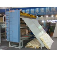 Corte transversal de la máquina de corte / cortadora de tela Yuxing con CE & ISO