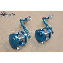 Alta qualidade CNC alumínio mar pesca corrico Reel