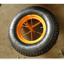 China Industrial Products 16X4.00-8 Wheelbarrow Wheel