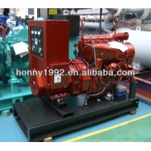 silent base fuel tank 22kw generator