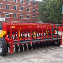 Plantador de semillas de trigo de 24 filas