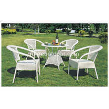 Rattan Furniture Set Garden Wicker KD Chairs
