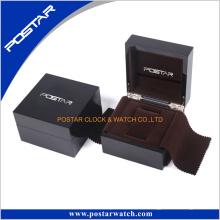 Luxe Professionnel Custom Glossy Nouvelle boîte en bois design pour la montre