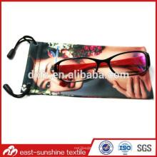 Bolso barato de las gafas de sol de la tela