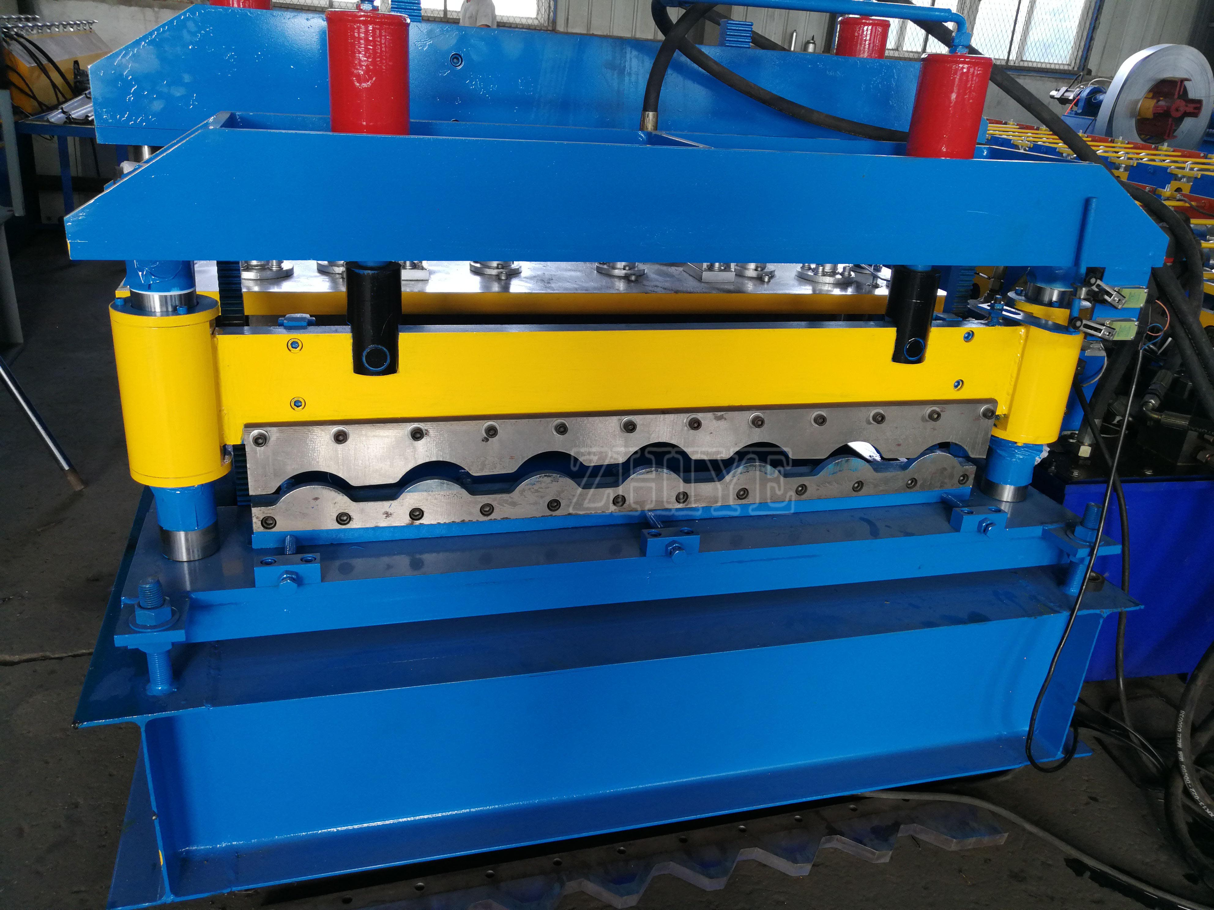 cutter of glazed tile machine