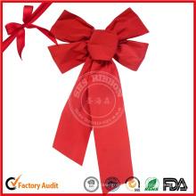 Pre-Made Ribbon Bow für Weihnachtsdekoration Geschenkpapier