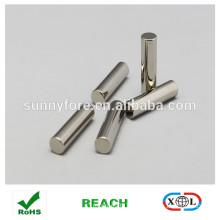 N38 neodymium rod magnet