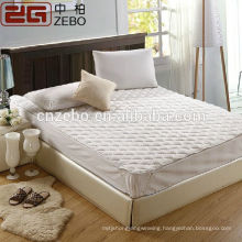 Trade Assurance Wholesale Cheap Waterproof Hotel Fitted Mattress Cover/ Mattress Protector