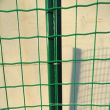 PVC-überzogener Garten-Euro-Zaun