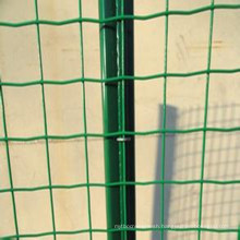 PVC Coated Garden Euro Fence