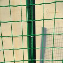 PVC Coated Garden Euro Fence