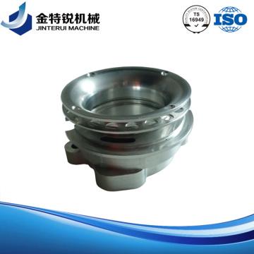 Pièces de plastique mécanique de précision tournées OEM CNC