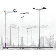 Construção municipal outdoor pole acessórios de luz
