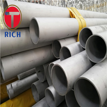 S31083 Duplex 2205 Super Seamless Pipe dari Stainless Steel