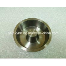 Durable Polished Finish Pure Tungsten Crucible