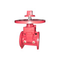UL/FM Nrs Type Gate Valve with Round Plate